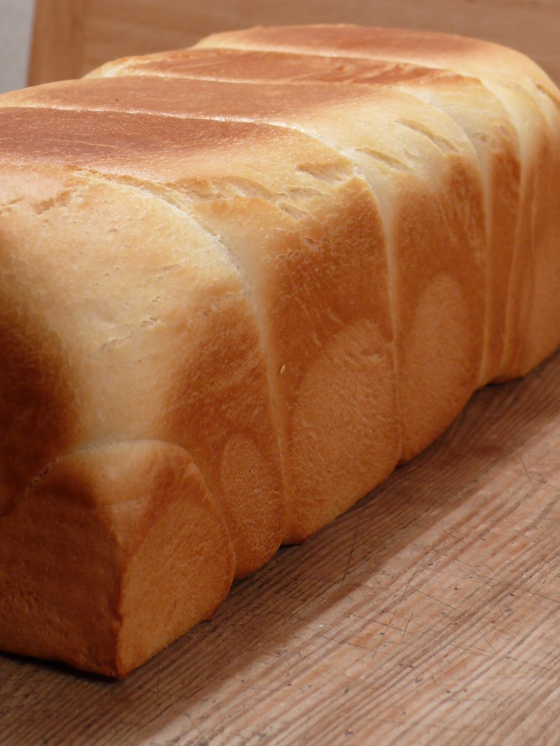 Bäcker Süpkes Toastbrot2 - ohne Form