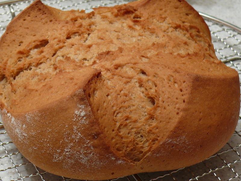 Miele - Bauernbrot (M), gebacken