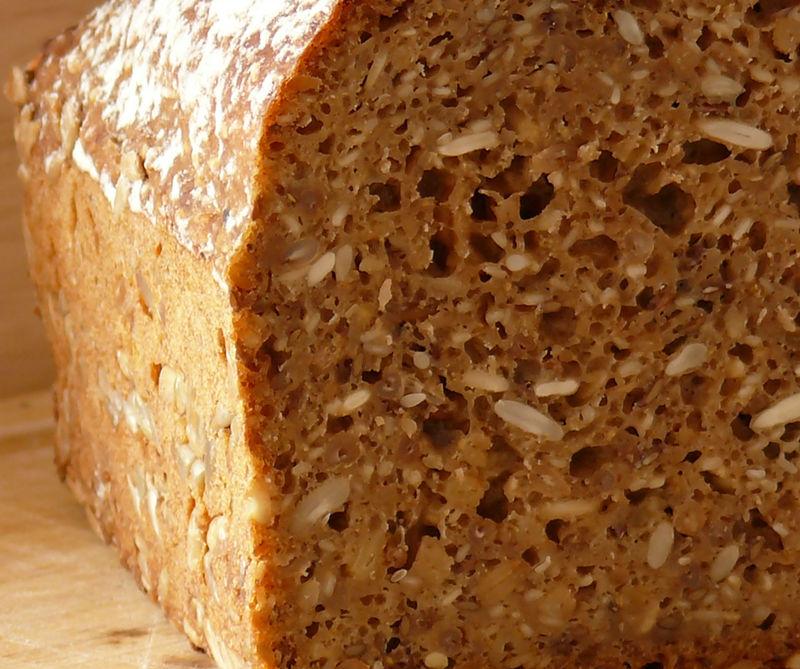 Bäcker Süpkes Schwarzer Hamster, Anschnitt1