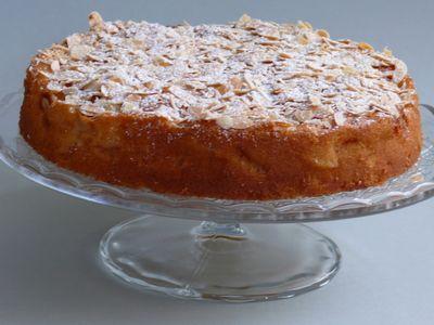 Großmutters Apfelkuchen (M), komplett