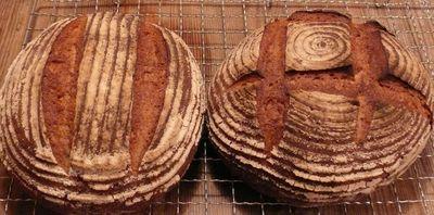 Amaretto-Brot (M), fertig