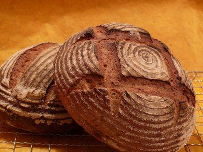 Amaretto-Brot (M), komplett