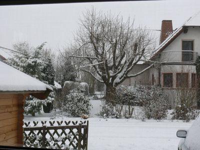 Blick aus dem Küchenfenster Januar-Kopie