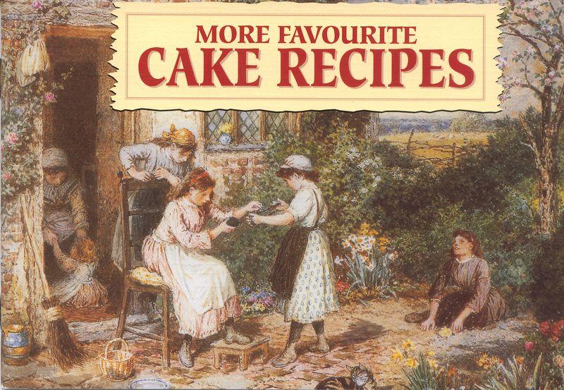 More favourite cake recipes