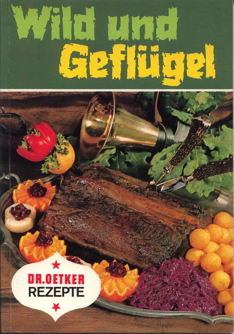 Wild und Geflügel - Buchcover