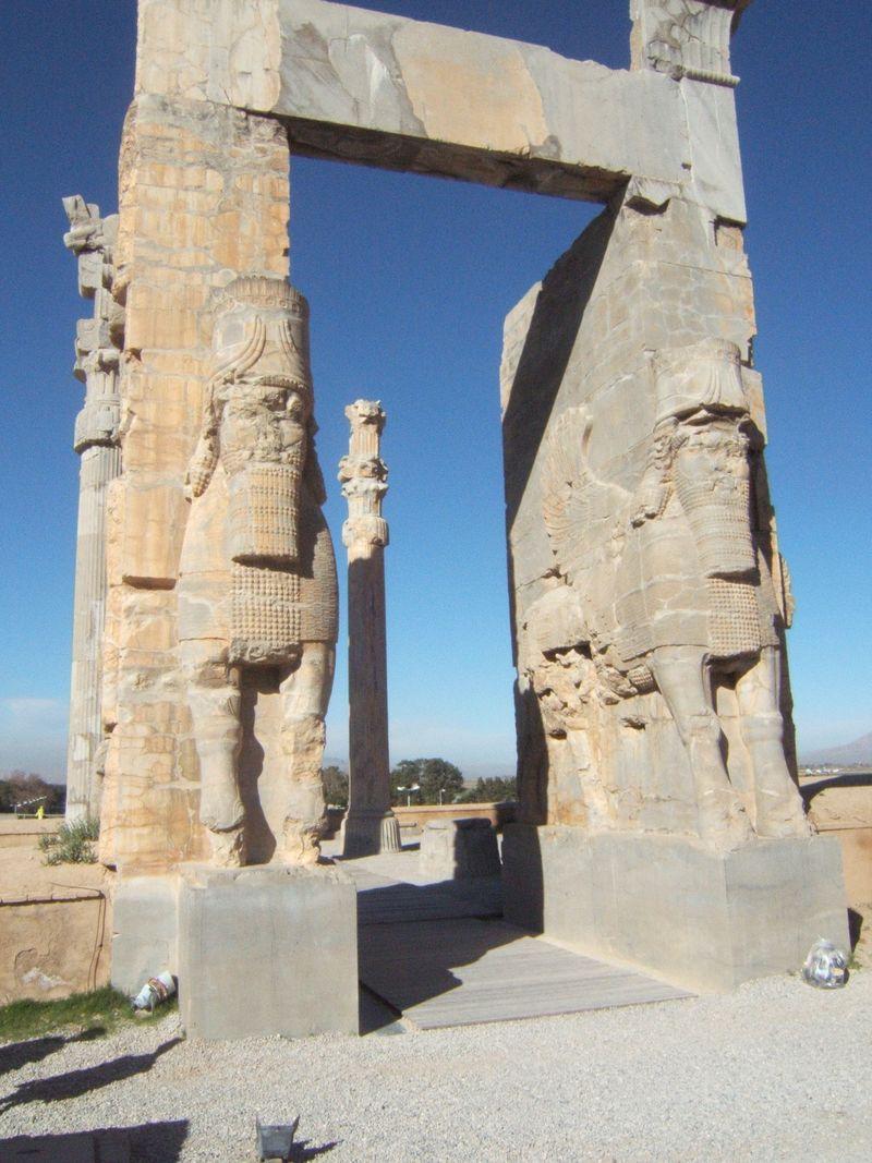 Persepolis - Tor der Völker2
