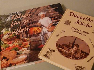 Rheinischer Speckpfannkuchen in Pfanne