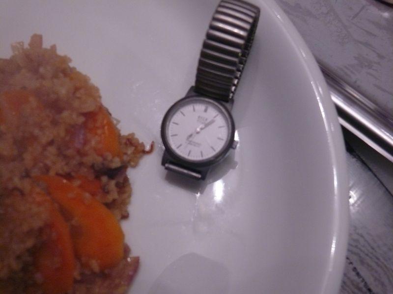 Stevans Schneller Teller - 30 Minuten später