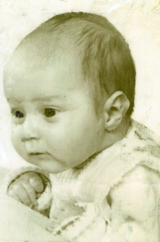 Dajana - Babybild