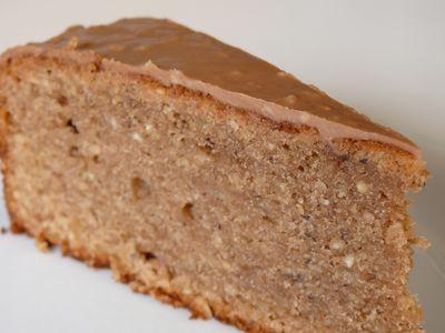 Nougat-Quark-Nuss-Kuchen
