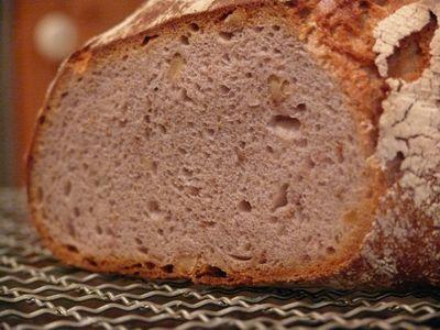 Joghurt-Walnuss-Brot (Anschnitt)