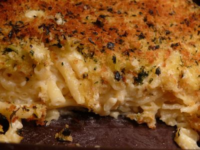 Mac and Cheese, angestochen
