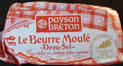 Butter aus der Bretagne, stilecht