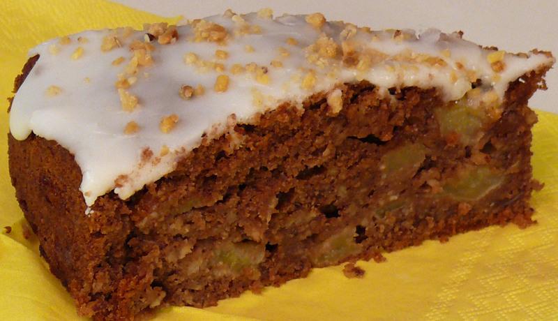 Spanischer Apfel-Quitten-Kuchen (M) - Schnuppschnüss Ihr Manzfred